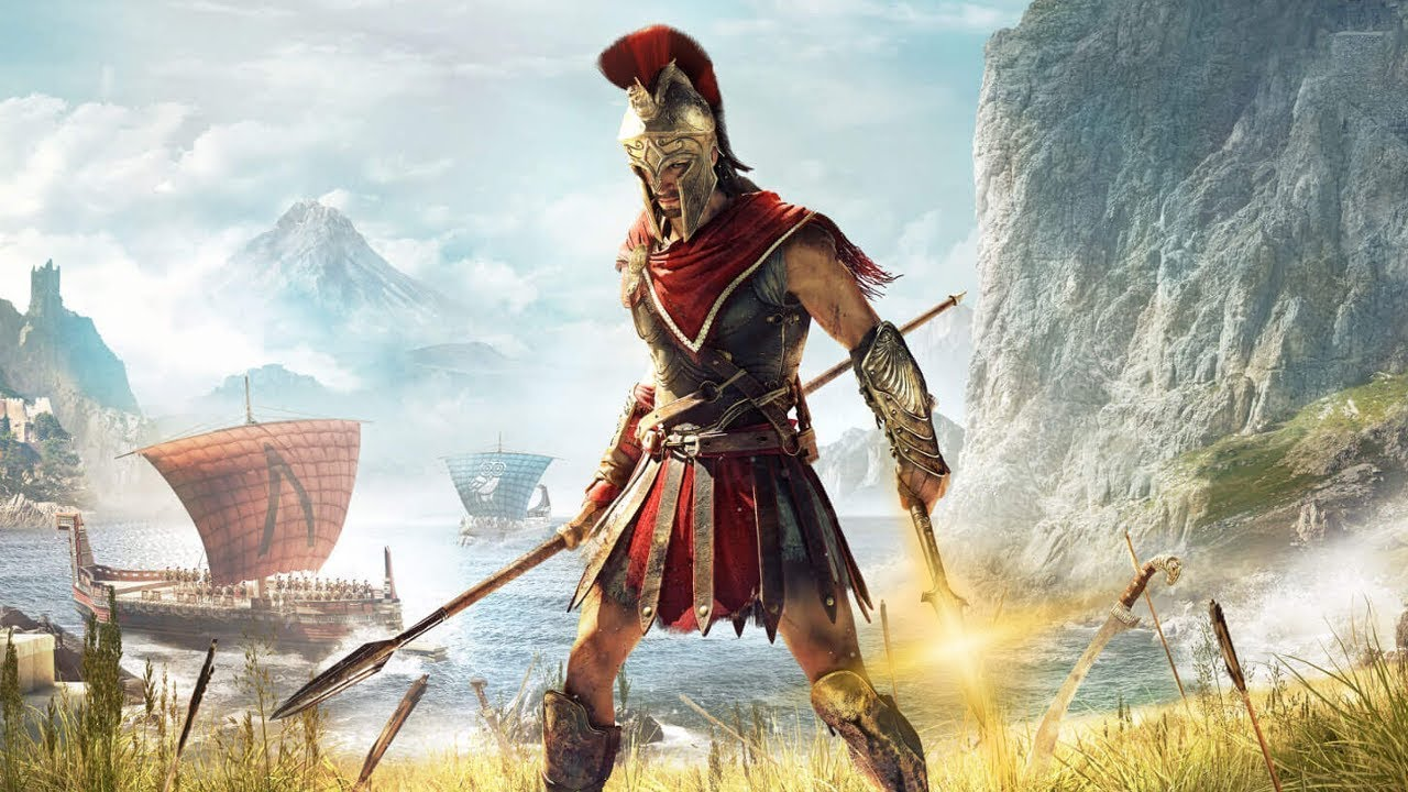 Просторы в Assassin's Creed: Odyssey
