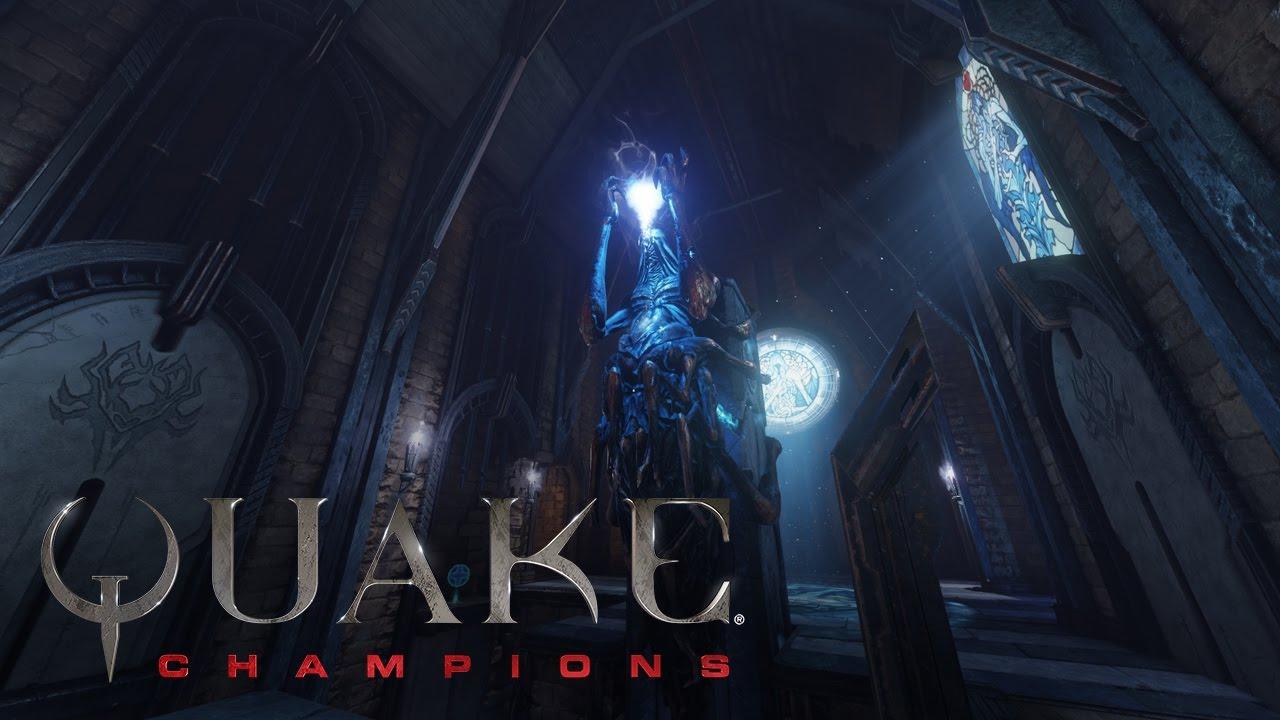Quake Champions теперь бесплатная