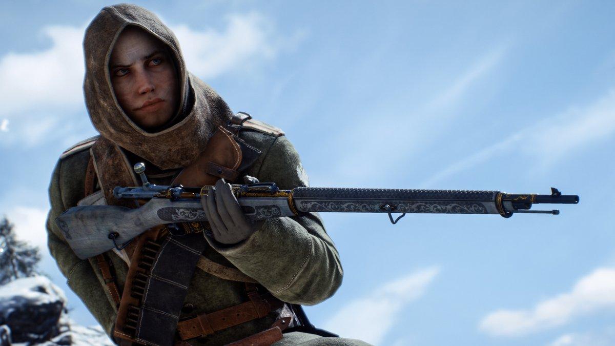 Тема женских персонажей всерии Battlefield