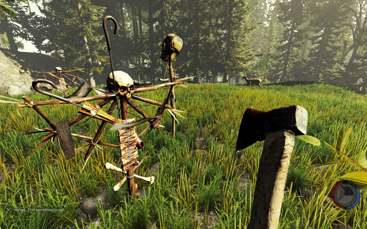 The Forest появится наPS4