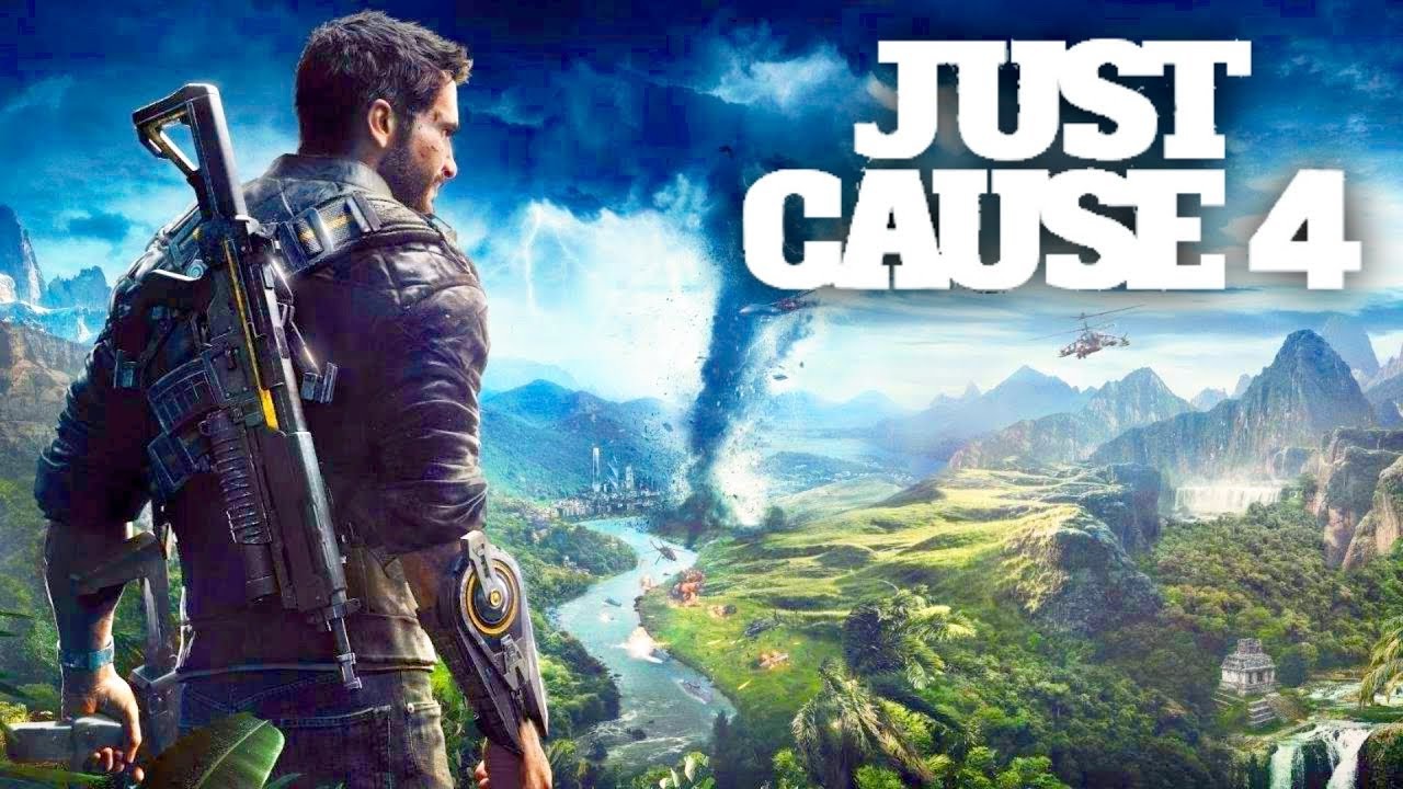 Трейлер Just Cause 4