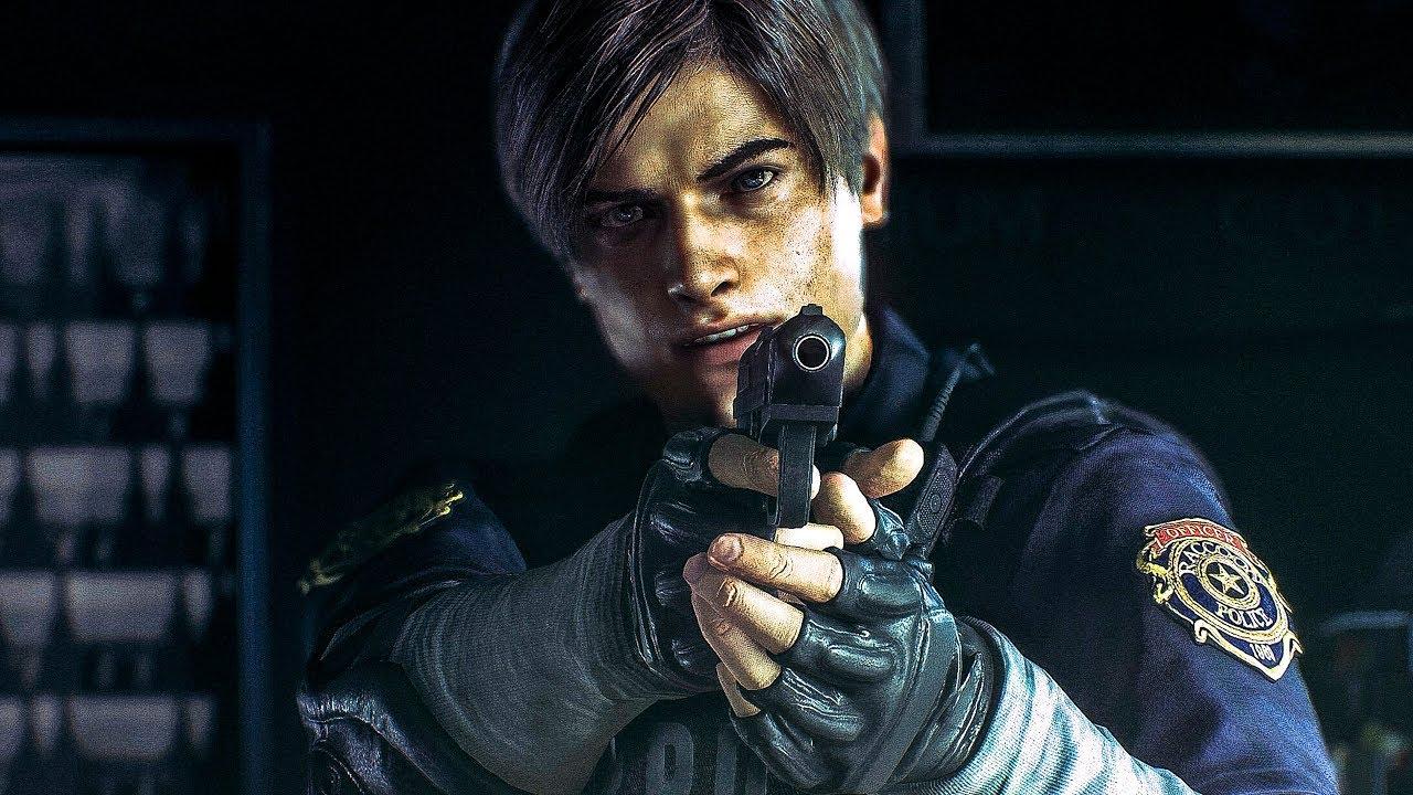 20 минут геймплея новой Resident Evil 2