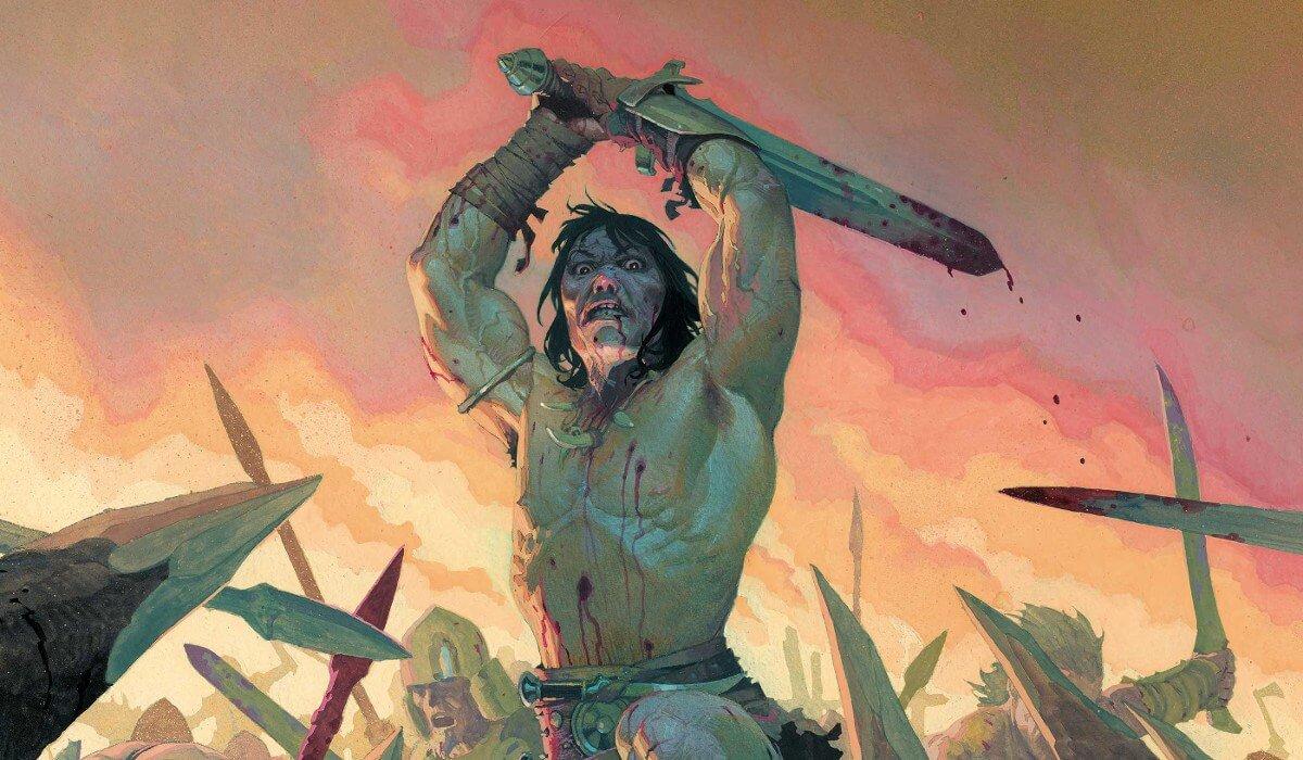 Анонс Conan Unconquered