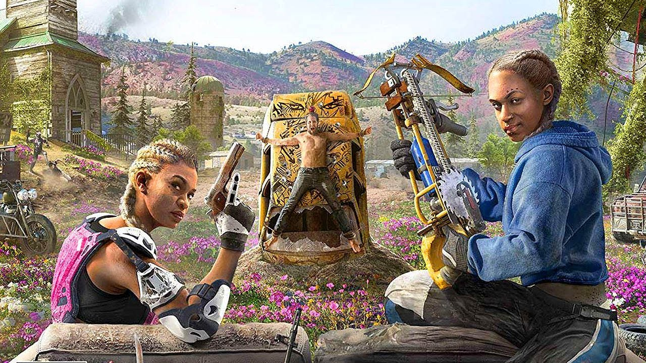 Анонс новой Far Cry: New Dawn