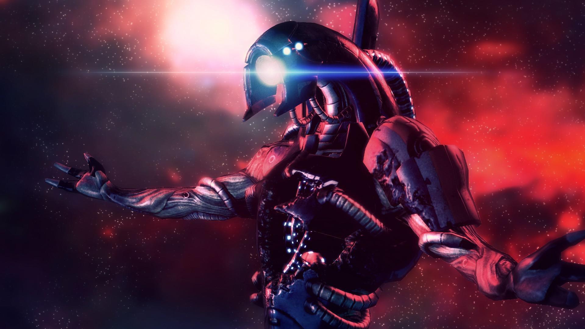 Что ждет франшизу Mass Effect?