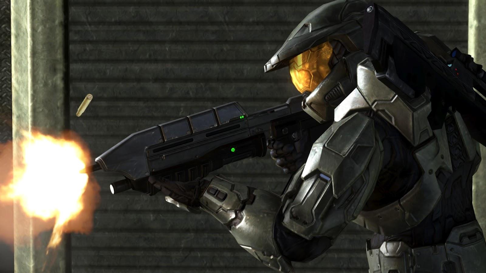 Halo 3 наэмуляторе Xbox 360