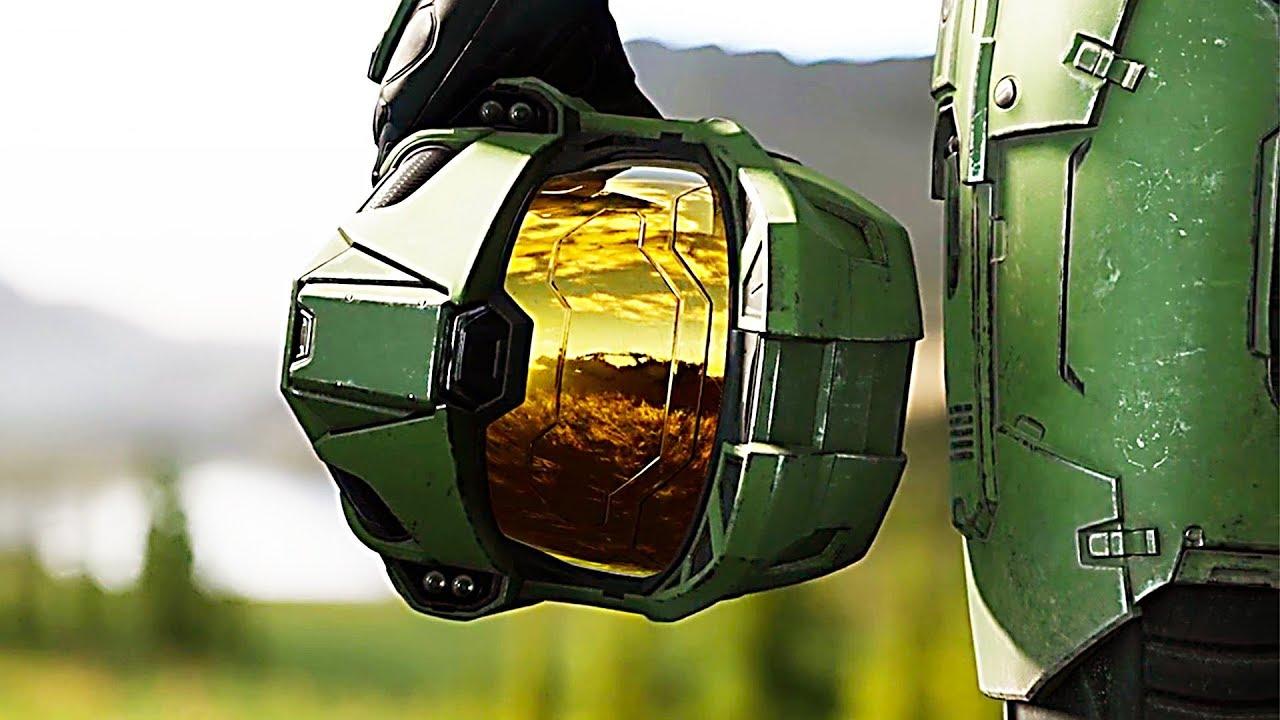 Halo Infinite прекрасно пойдет наPC