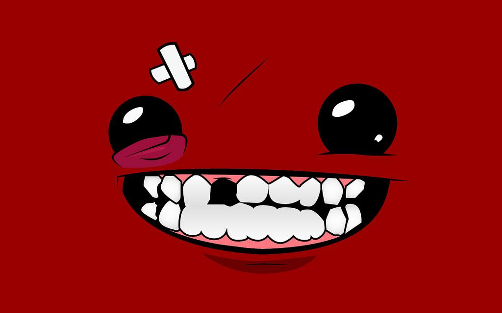Игра Super Meat Boy совершенно бесплатно