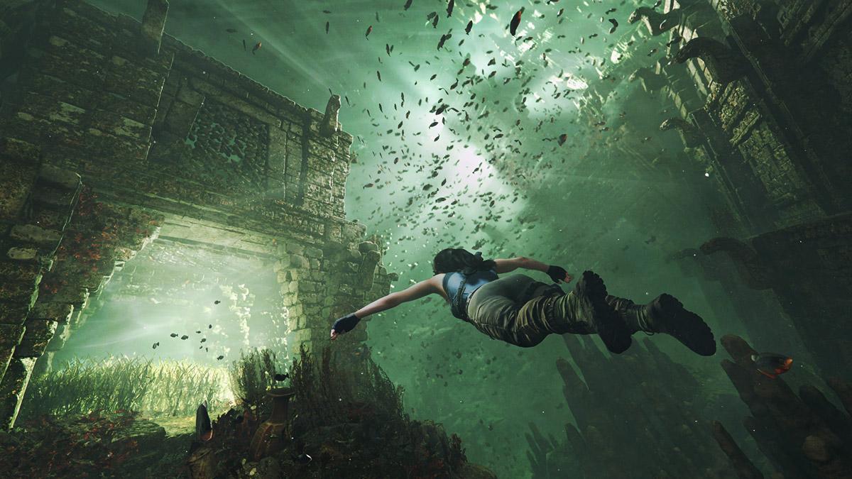 Новое DLC для Shadow ofthe Tomb Raider