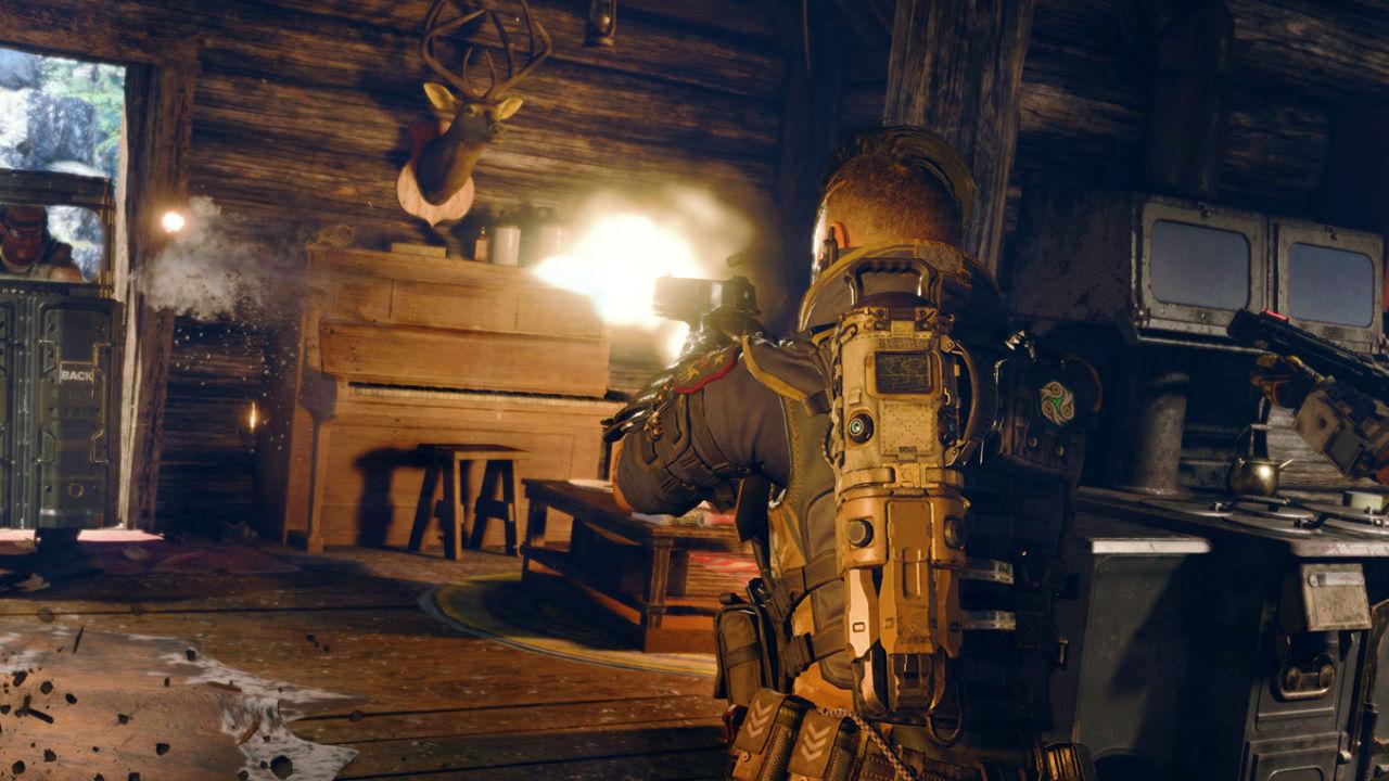 Новые обновления вCall of Duty: Black Ops 4