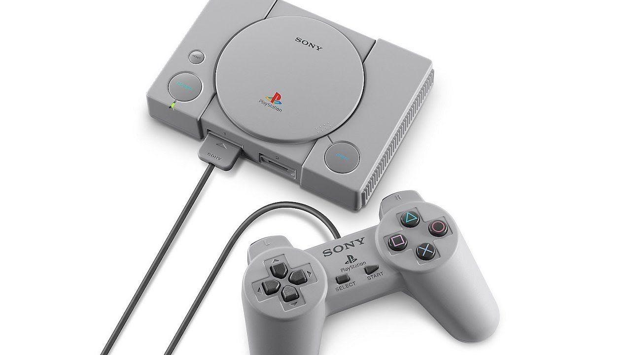 Продажи PlayStation Classic