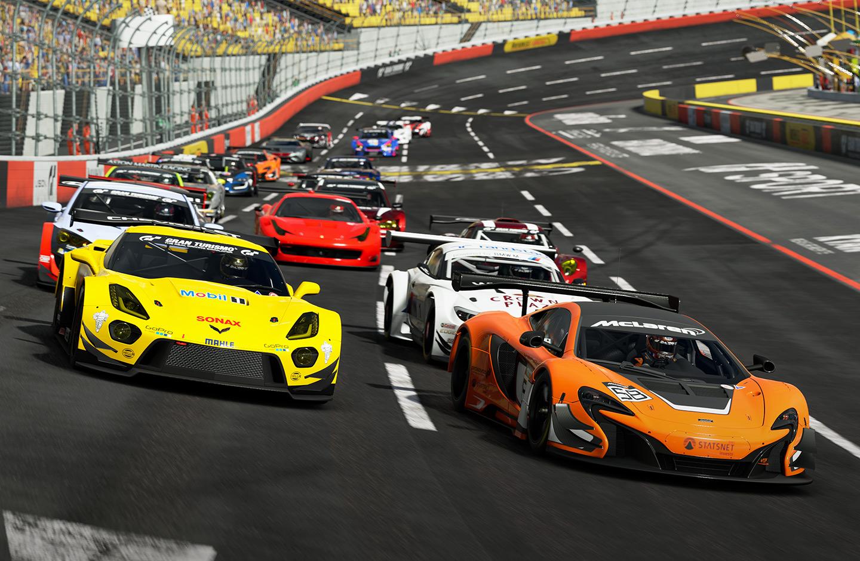 Разработчики Gran Turismo продемонстрировали свою версию трассировки лучей