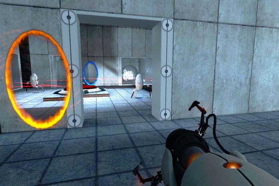 Рекордное прохождение Portal
