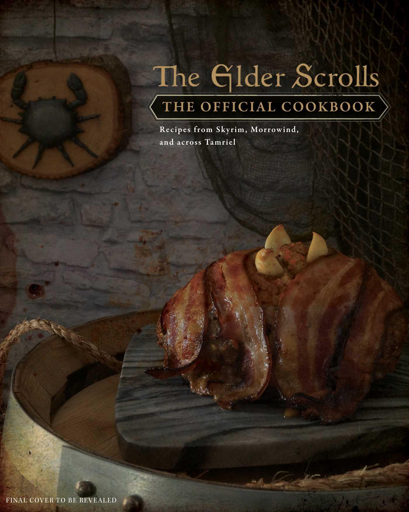 Скоро появится книга рецептов поThe Elder Scrolls