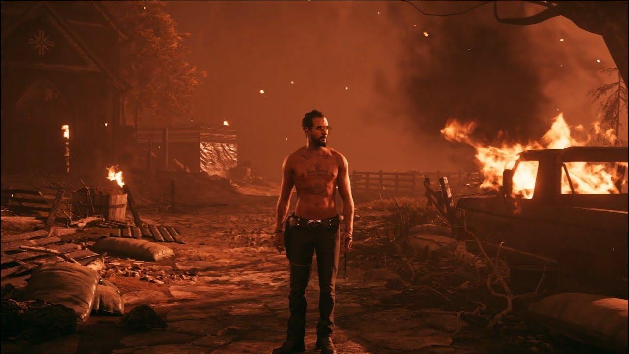 Сравнение Мир Far Cry: New Dawn иFar Cry 5