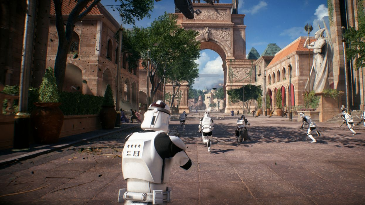 Star Wars: Battlefront 2 теперь официально есть вEA Access