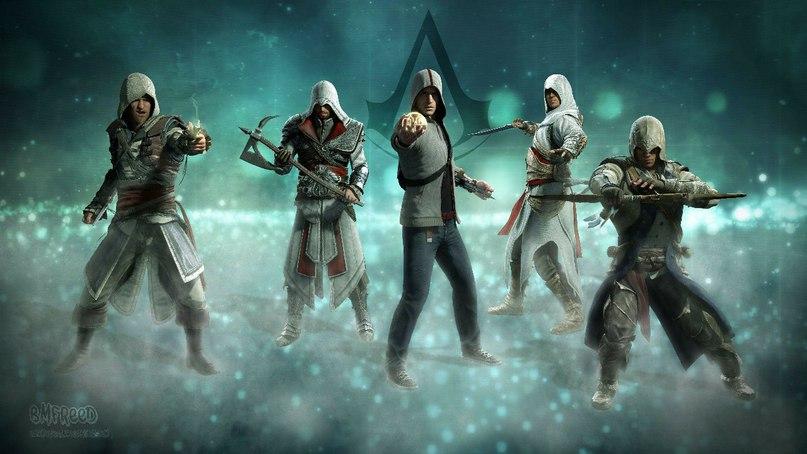 Возможно появится сборник игр Assassin's Creed Compilation