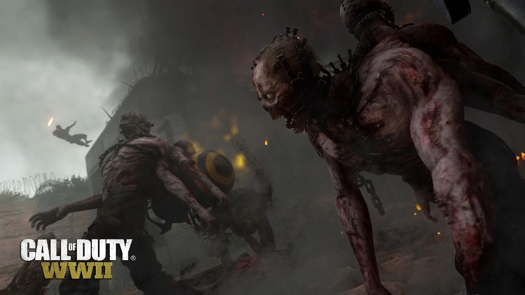 1 марта появится DLC The Resistance для Call of Duty: WWII, а пока дразнят сочным роликом