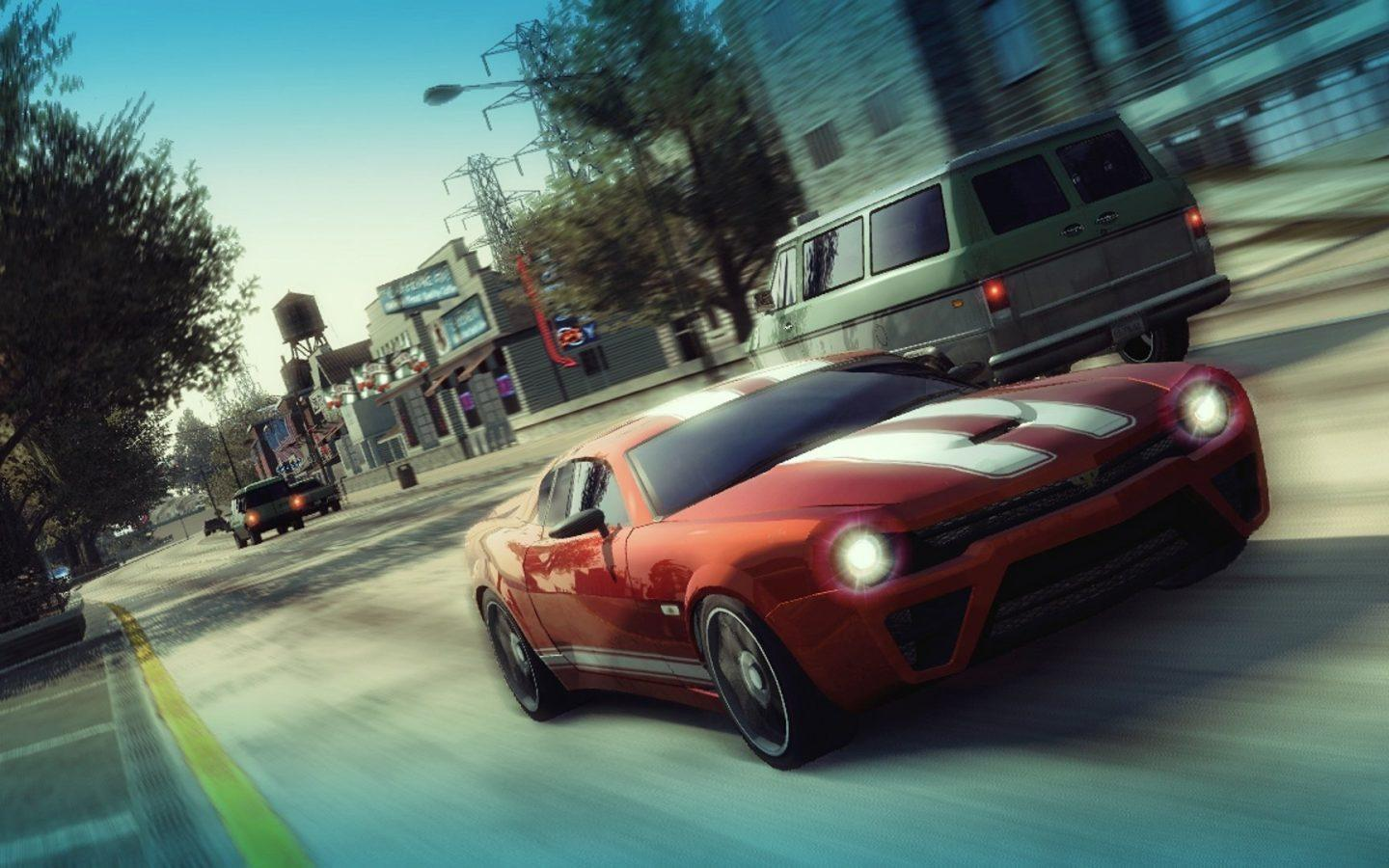 Анонс Burnout Paradise Remastered