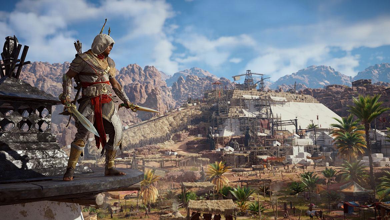 Assassin's Creed: Origins все-таки взломали