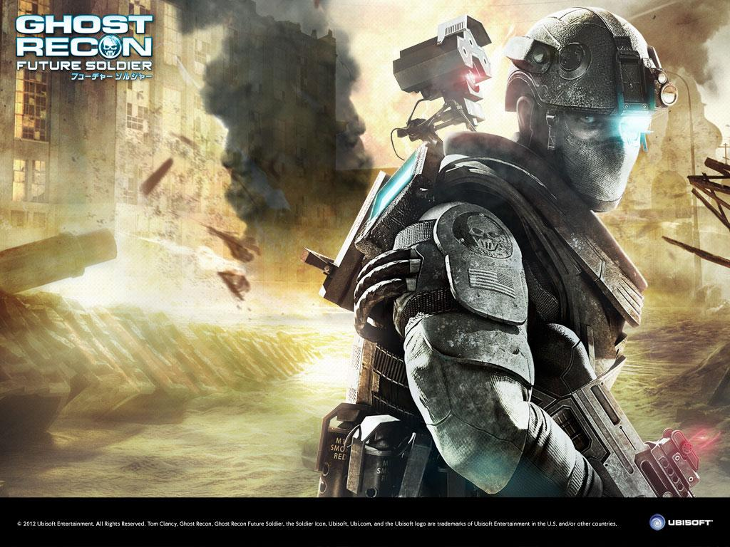 Что общего у Ростех и игры Ghost Recon: Future Soldier?