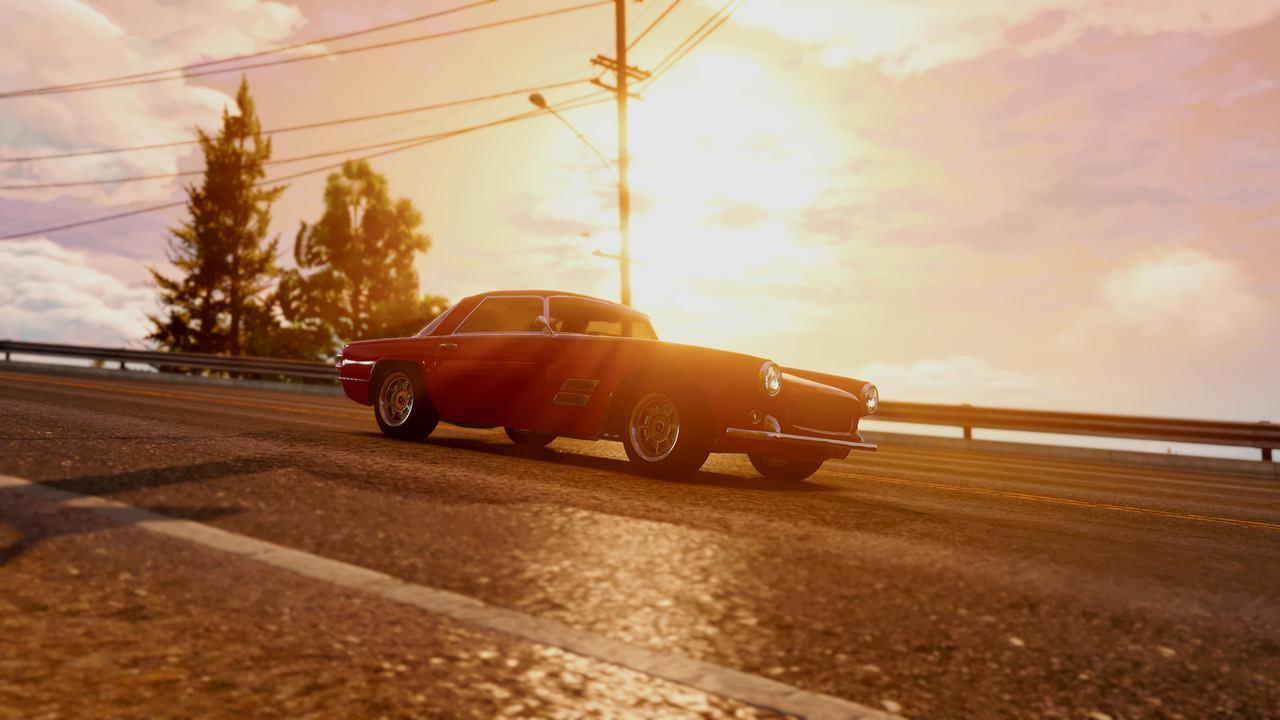 GTA V Redux - обновленная графика в одной из самых успешных игр последнего времени