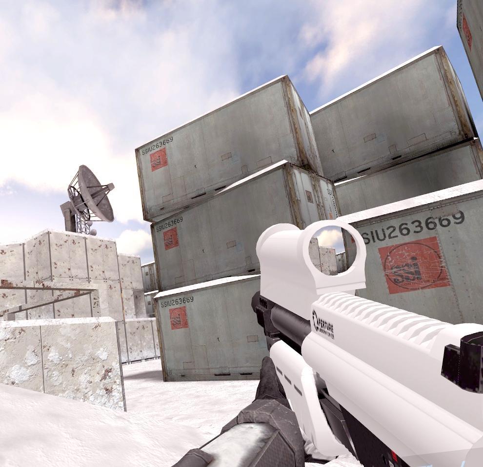 Half-Life 2: ICE после 4 лет разработки пошла в релиз