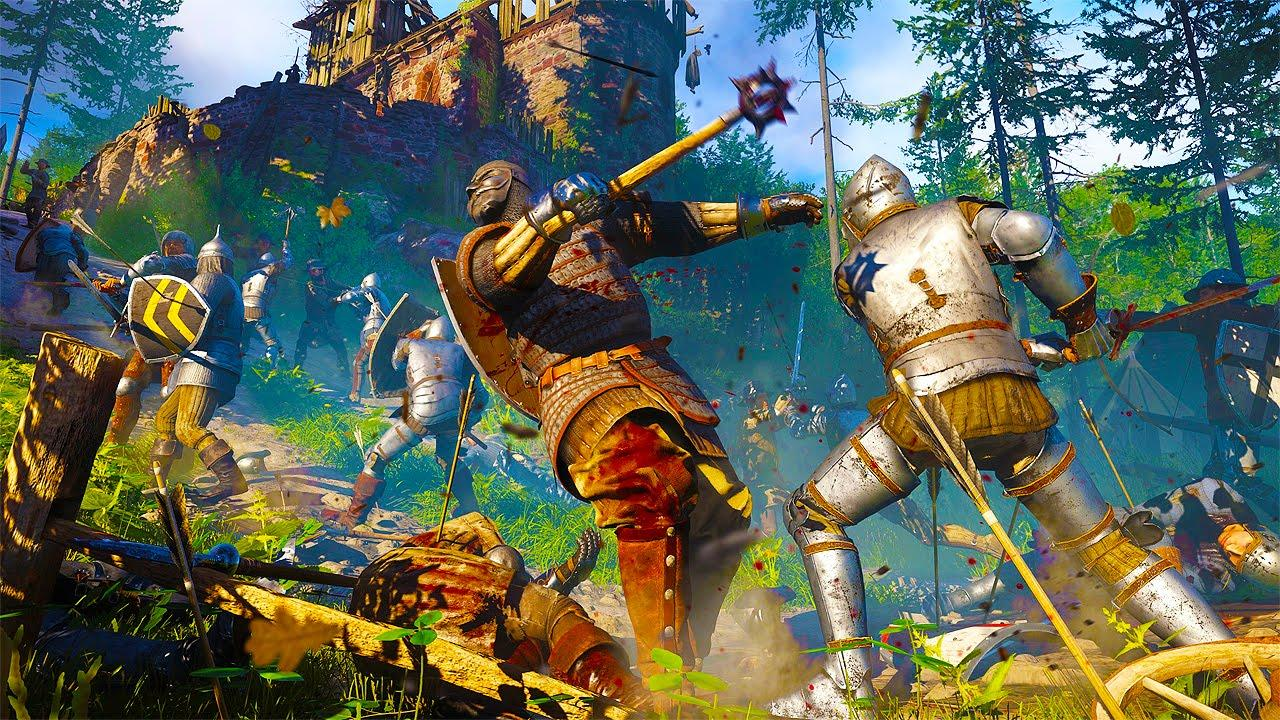Kingdom Come: Deliverance стал популярнее The Witcher 3: Wild Hunt