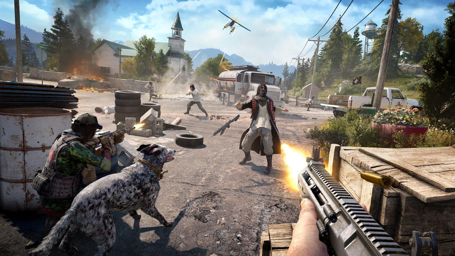 Ключевые изменения в Far Cry 5 по сравнению с предыдущими играми серии
