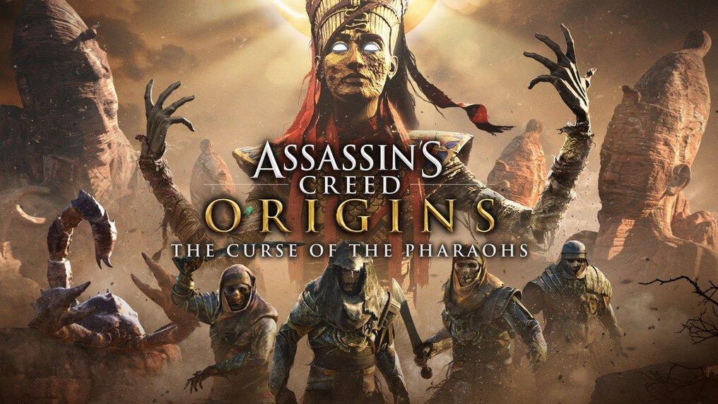 Новое DLC для Assassin's Creed: Origins выйдет чуть позже анонса