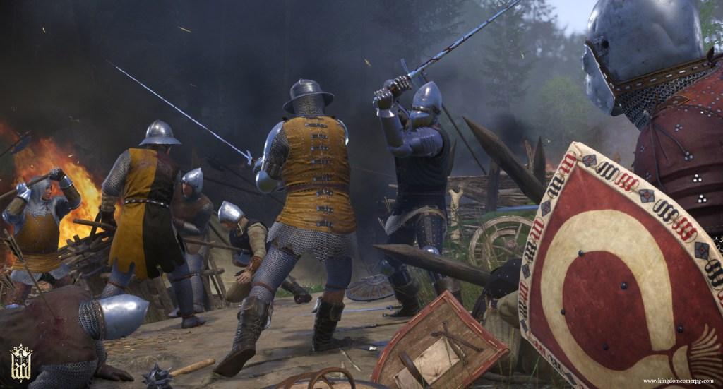 Оценки критиков игры Kingdom Come: Deliverance