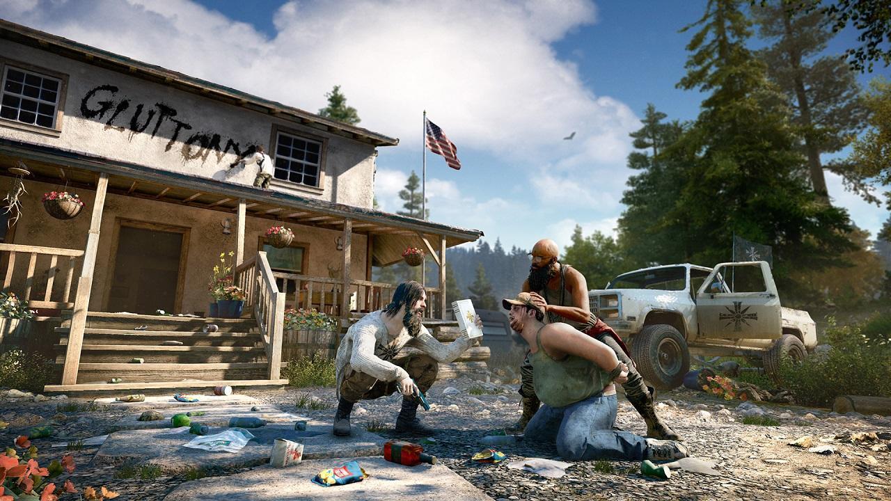 Релиз Far Cry 3 на консоли и сюжетный трейлер Far Cry 5