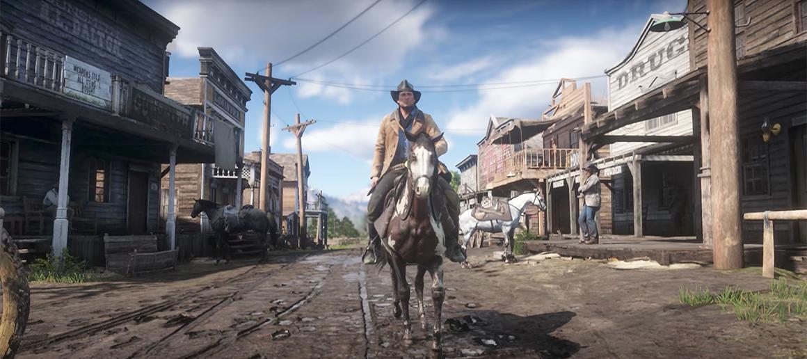 Релиз Red Dead Redemption 2 состоится в октябре текущего года