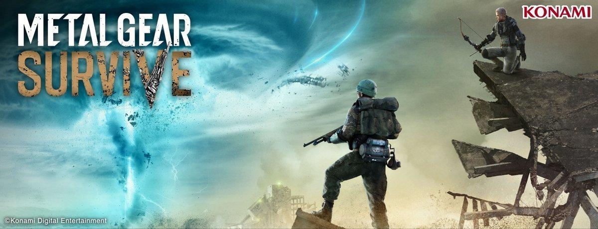 Сыграйте бесплатно в новую Metal Gear Survive на PC