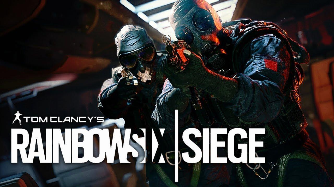 Сыграйте бесплатно в Rainbow Six: Siege