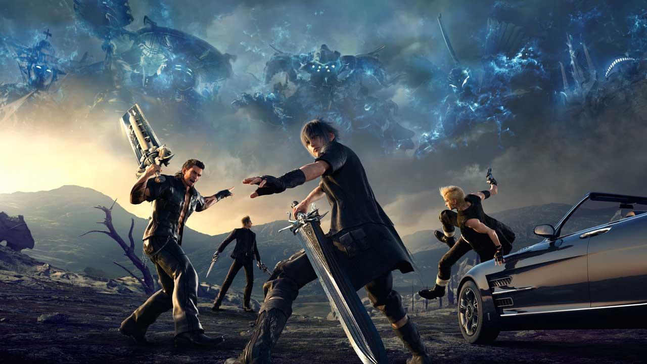 Владельцы PC могут бесплатно получить Final Fantasy XV