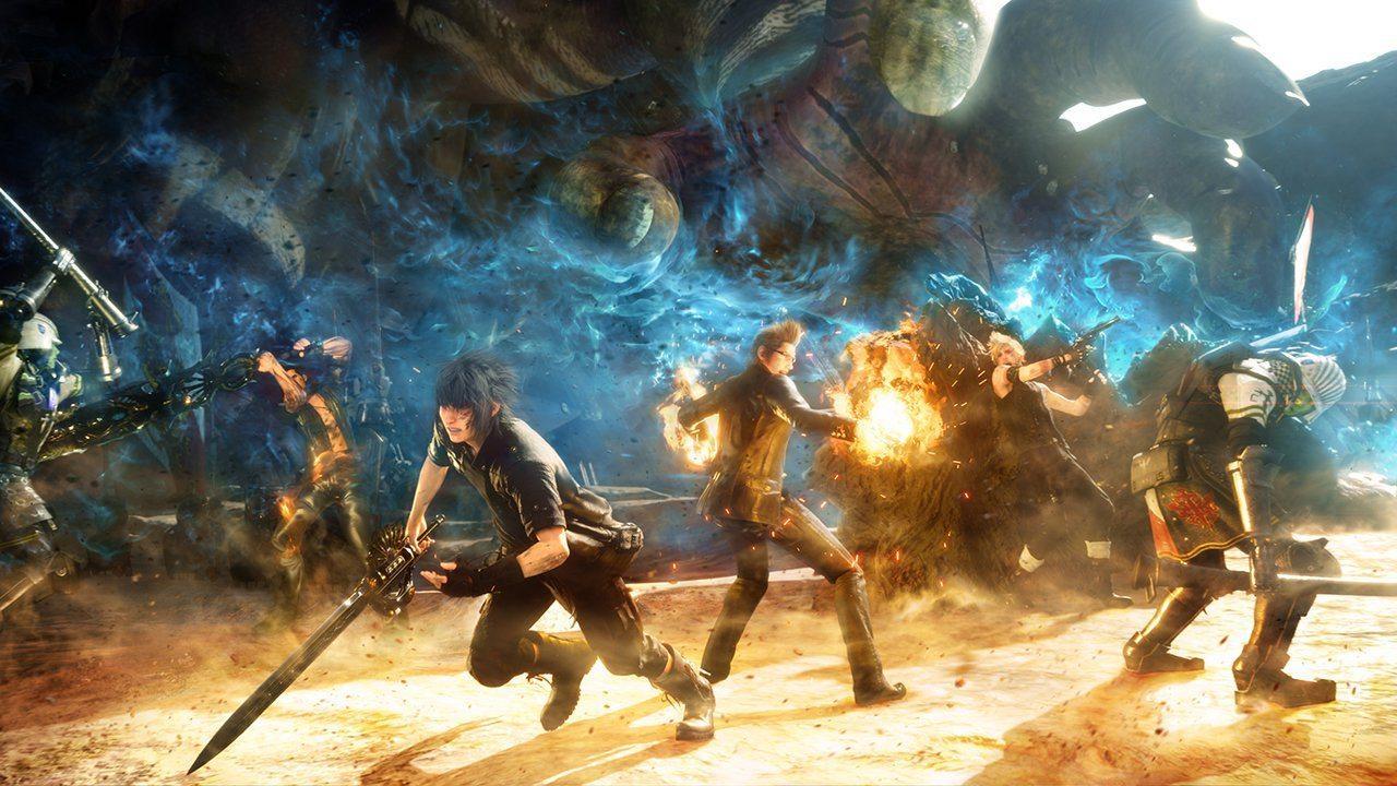 Владельцы PC не смогут поиграть в новую Final Fantasy XV на самых высоких настройках