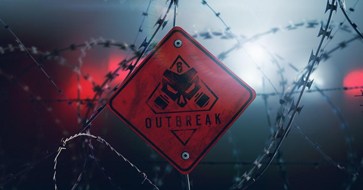 Выход Rainbow Six Siege Outbreak