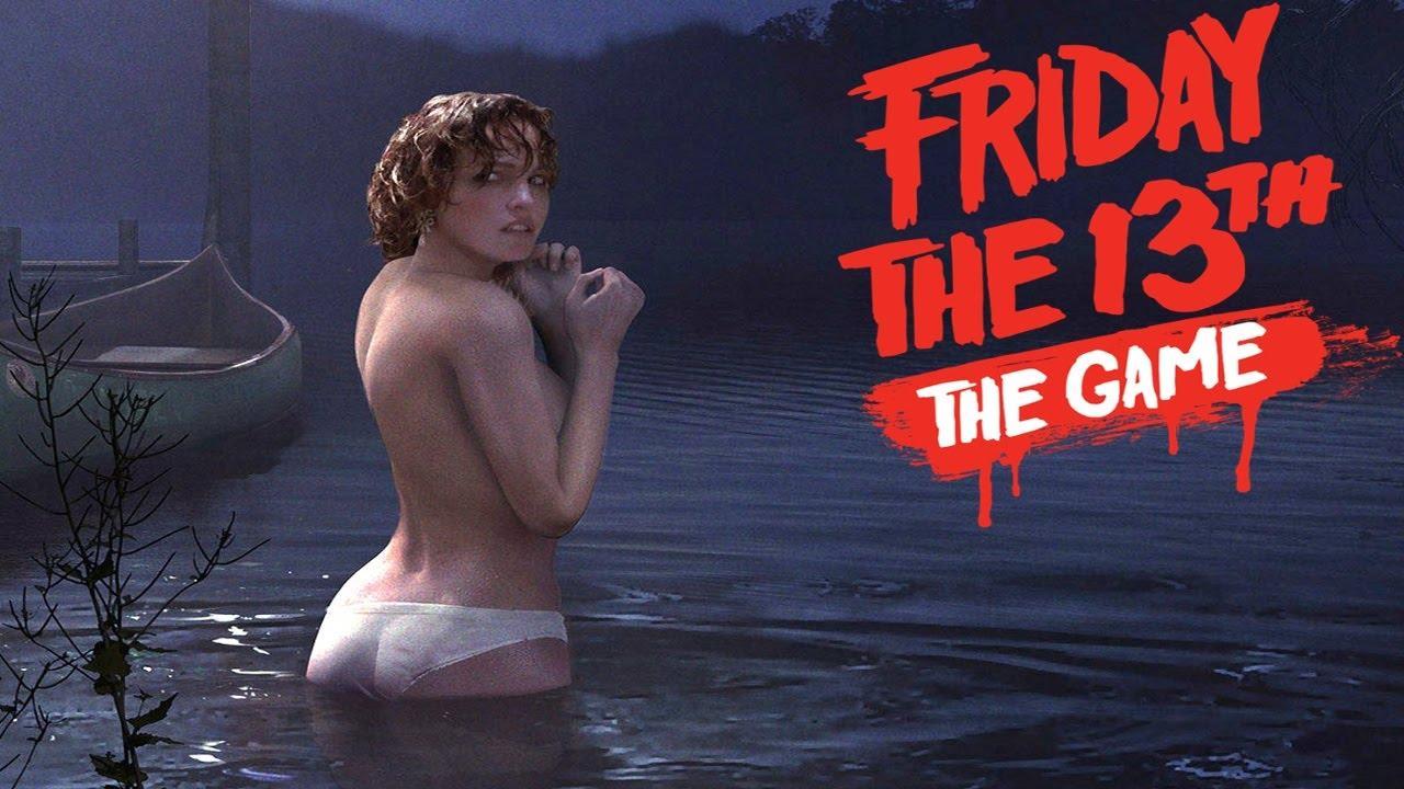 Жестокие казни в одиночном режиме Friday the 13th: The Game