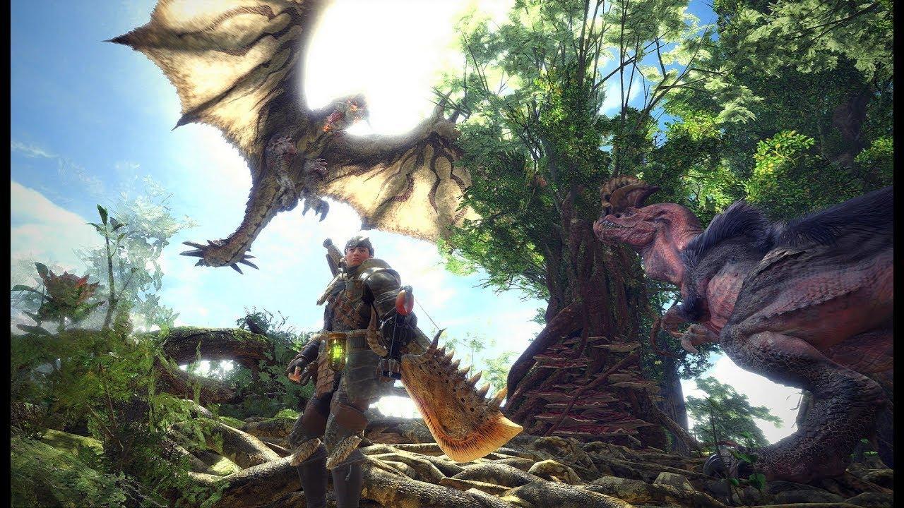Дата релиза Monster Hunter: World на PC может сильно огорчить геймеров