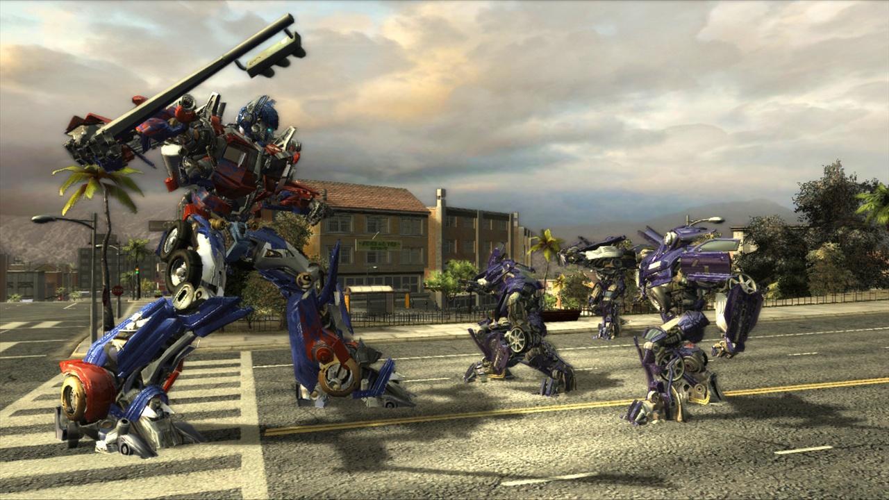 Исчезновение серии игр Transformers