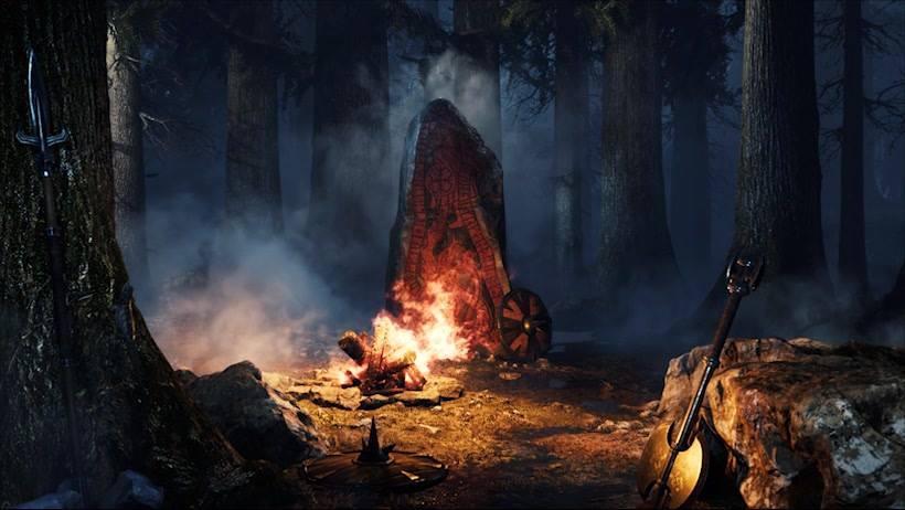 Огонь, монстры и викинги в трейлере Rune: Ragnarok
