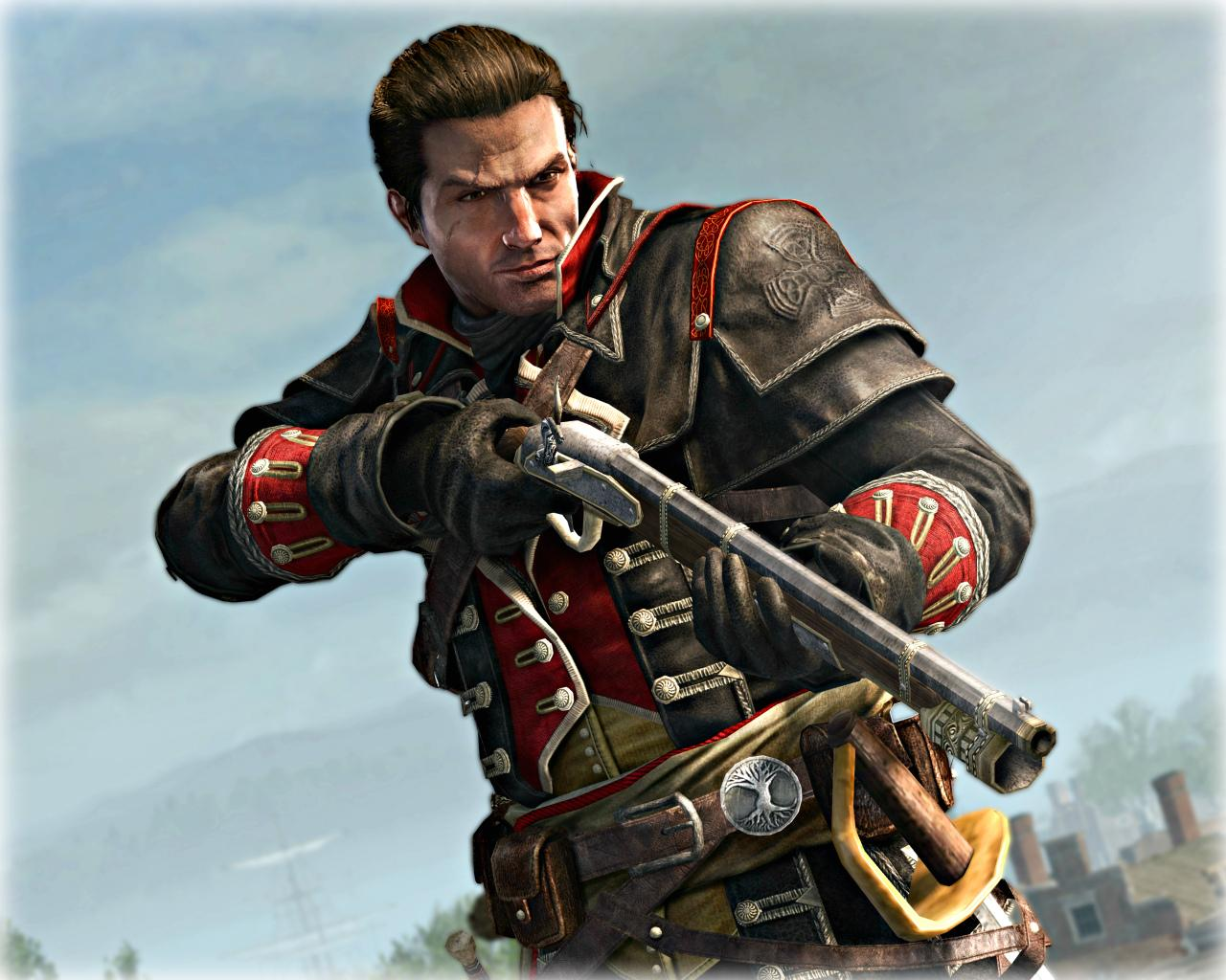 Переиздание Assassin's Creed: Rogue