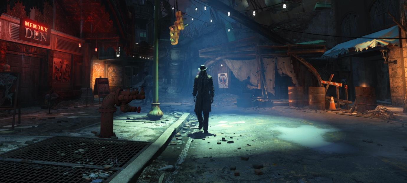 Получите бесплатно Fallout 4