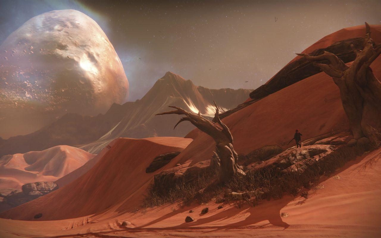 Попробуйте выжить на Марсе в одиночку в новой игре Memories of Mars