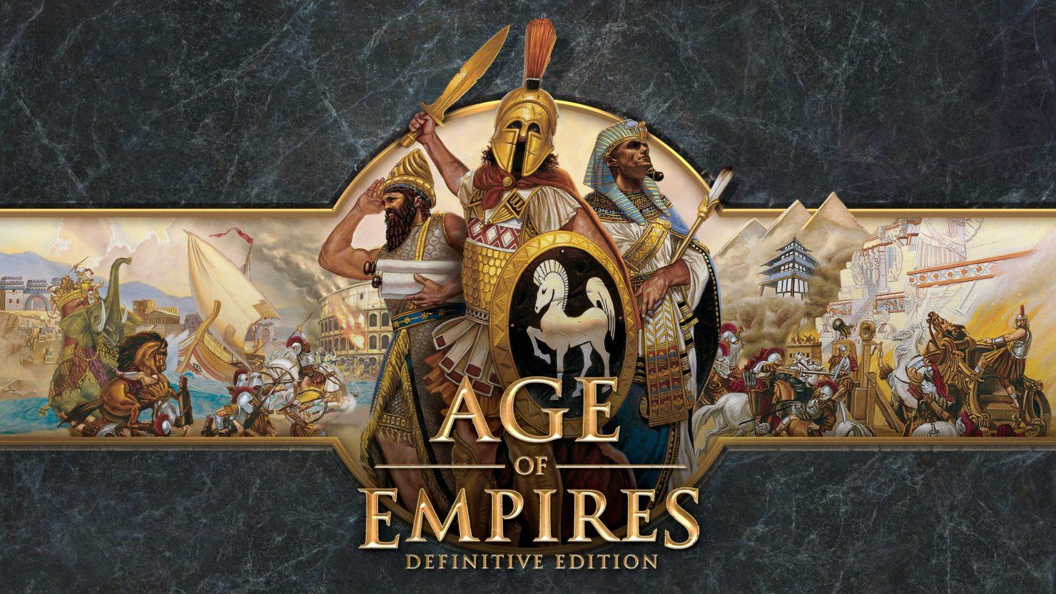 Релиз Age of Empires: Definitive Edition