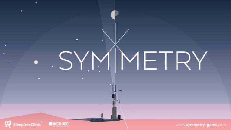 Релиз игры SYMMETRY