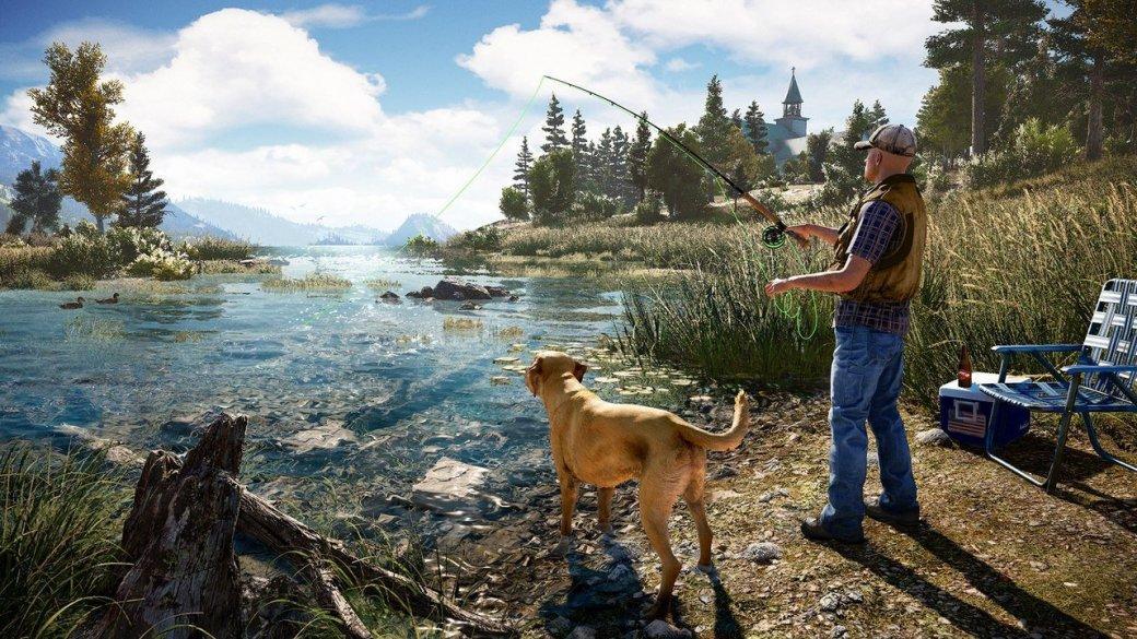 Системные требования к игре Far Cry 5