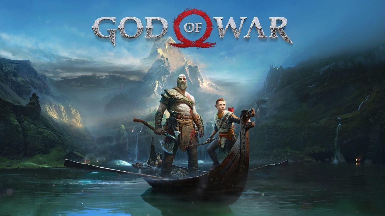 Сюжетный трейлер God of War с датой выхода
