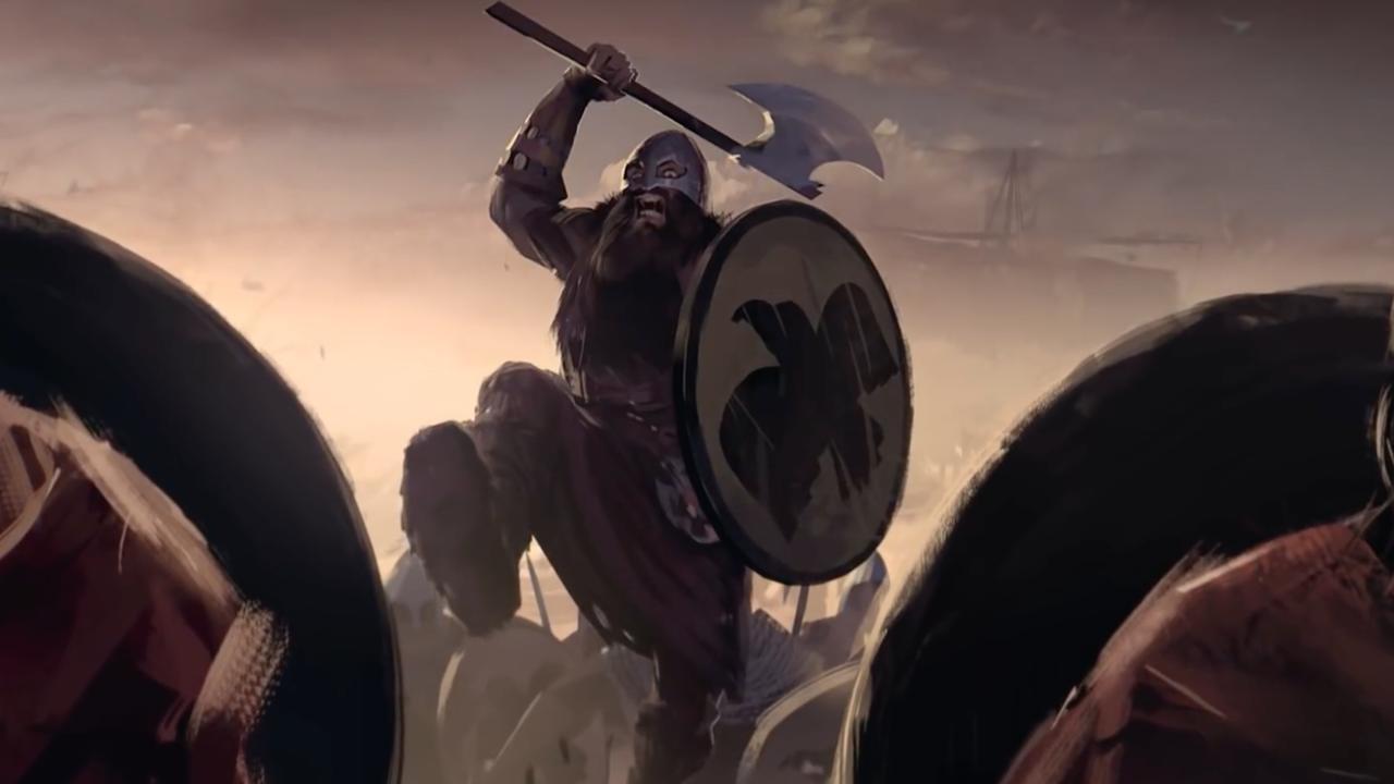 Вышел трейлер исторической стратегии Total War: Thrones of Britannia